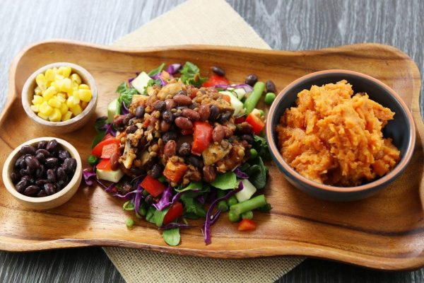 Vegan Spicy Mexican Lentils & Beans